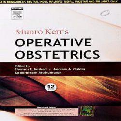 Munro Kerr Operative Obstetrics
