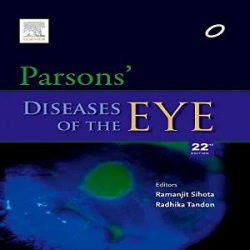Parson's Diseases of the Eye books