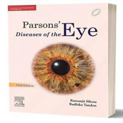 Parson Diseases of the Eye books