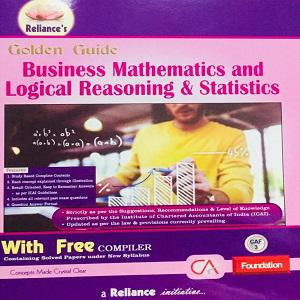 Business Mathematics and Logical Reasoning & Statistics
