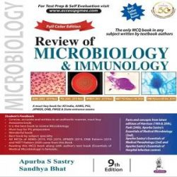 Review of Microbiology & Immunology books