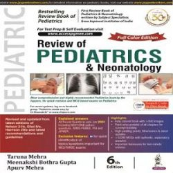 Review of Pediatrics & Neonatology books