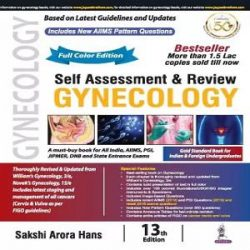 Self Assessment & Review Gynecology books
