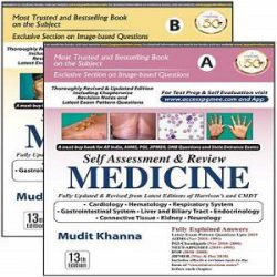 Self-Assessment & Review Medicine (Part A & B) books