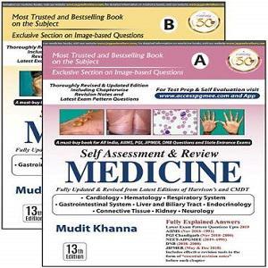 Self-Assessment & Review Medicine (Part A & B)