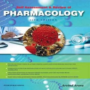 Self Assessment & Review of Pharmacology