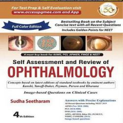 Self Assessment and Review of Ophthalmology books