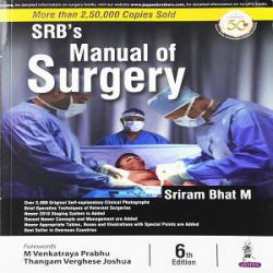 Srb Manual Of Surgery books