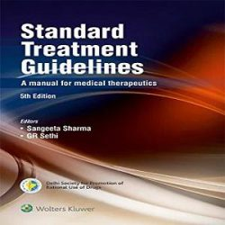 Standard Treatment Guidelines books