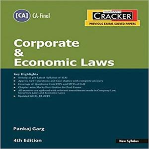 Corporate & Economic Laws