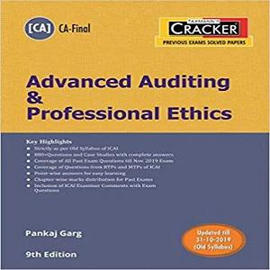 Advanced Auditing & Professional Ethics