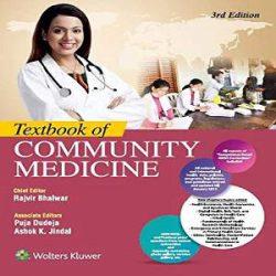 Textbook of Community Medicine books