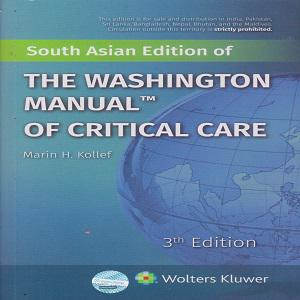Washington Manual of Critical Care