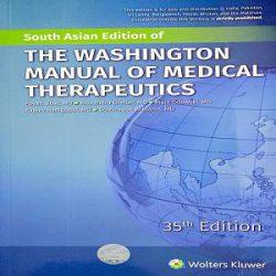 Washington Manual of Medical Therapeutics