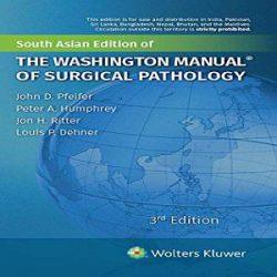 Washington Manual of Surgical Pathology 3e Paperback – 17