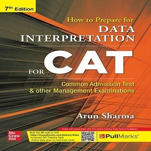 How to Prepare For DATA INTERPRETATION For CAT   7th Edition