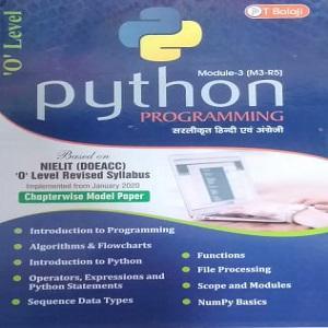 'O' Level Python