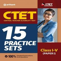 CTET paper-1 to V Books
