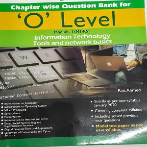 'O' Level Information Technology Tools and network