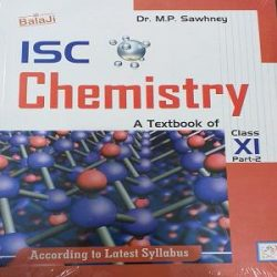 ISC CHEMISTRY 11 part2 Books