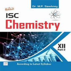 ISC CHEMISTRY 12 part 2 Books
