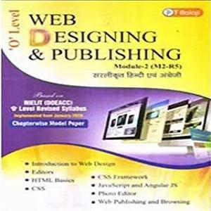 O Level Web Designing and Publishing Module – 2 ( M2-R5 )