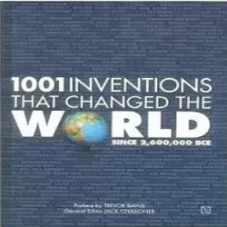 1001 Inventions That Changed The World used books