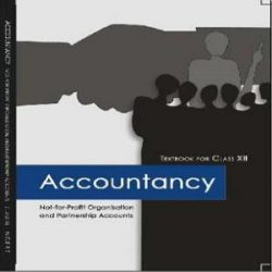 Accountancy 1 For Class 12 books
