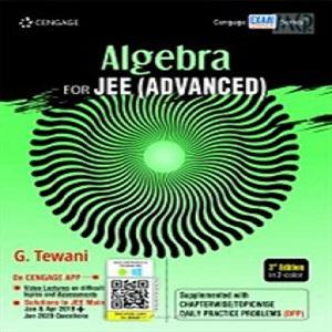 Algebra for JEE (Advanced)