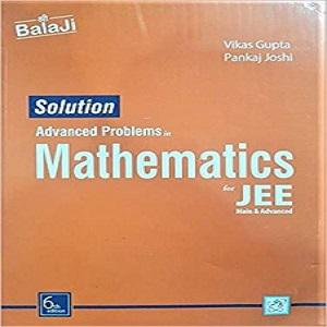 Solution to Advanced Problems in Mathematics for JEE Main
