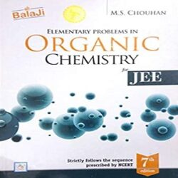 Elementary Problems in Organic Chemistry for JEE books