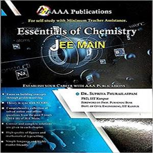 Essentials of chemistry JEE Main for self study