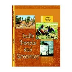 India People & Economy For Class 12 books