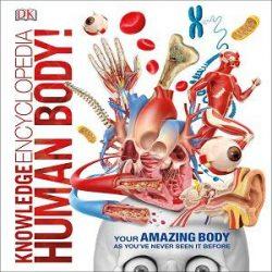 Knowledge Encyclopaedia Human Body used books