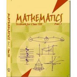 NCERT Math Book Part 1 books