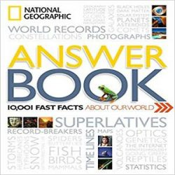 National Geographic Answer Book used books