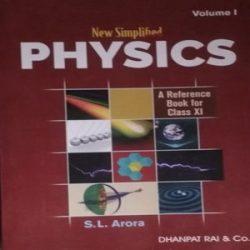 Physics-Volu-1-used books