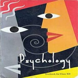 Psychology For Class 12 books