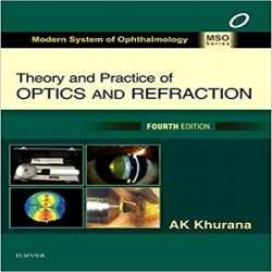 Theory and Practice of Optics & Refraction books