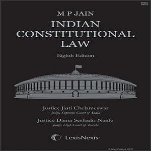 M P Jain Indian Constitutional
