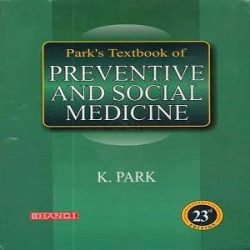 Park's textbooks of Preventive and social Medicine books