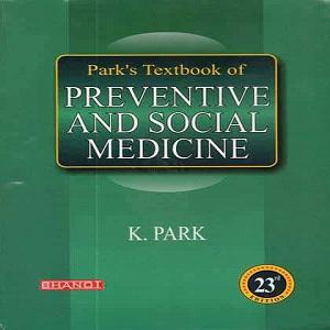 Park Textbook of Preventive and Social Medicine