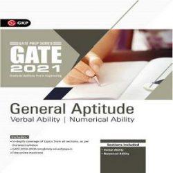 15-GATE 2021 - Guide - General Aptitude (Paperback, GKP) books
