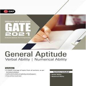 GATE 2021 – Guide – General Aptitude