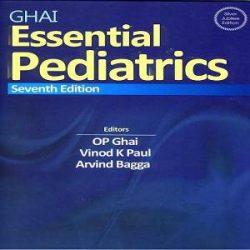 Essential pediatrics books