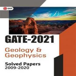 17-GATE 2021 - Solved Papers - Geology and Geophysics (Paperback, GKP) books