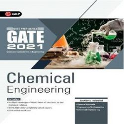 18-GATE 2021 - Guide - Chemical Engineering (Paperback, GKP) books