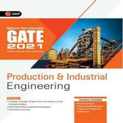 19-GATE 2021 - Guide - Production & Industrial Engineering (Paperback, GKP) books