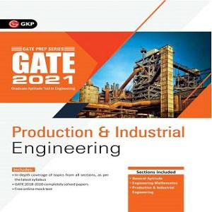 GATE 2021-Production & Industrial Engineering