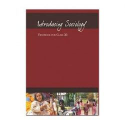 Sociology Part 1 For Class 11 books